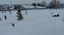 Эстафета для всей семьи, посвященная «Дню снега»